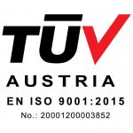 Πιστοποίηση EN ISO 9001:2015